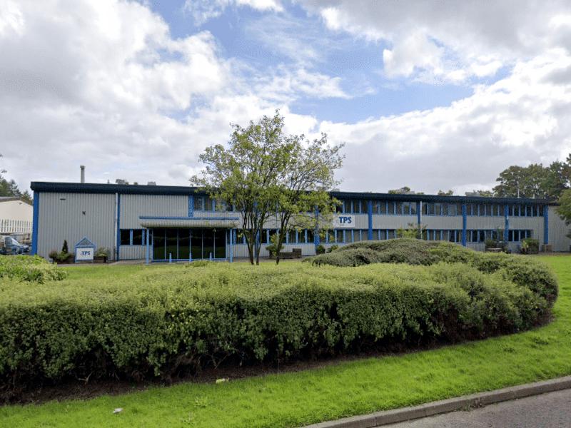 TPS Healthcare Cumbernauld Premises