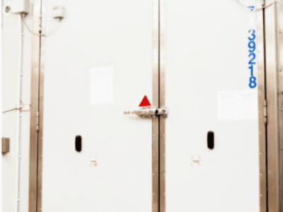 TPS Healthcare Fridge Storage